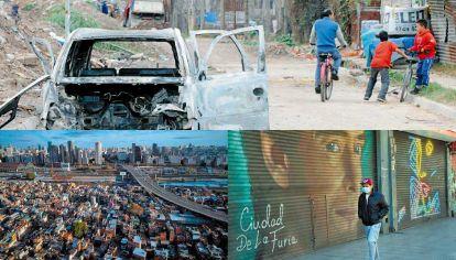 La pobreza en la Argentina se vio incrementada por la crisis económica y por la pandemia.