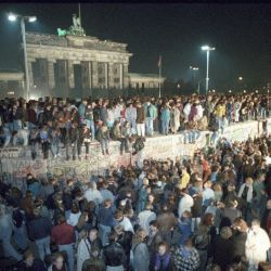 Durante casi tres décadas el impresionante paredón dividió a Alemania Oriental de Alemania Occidental