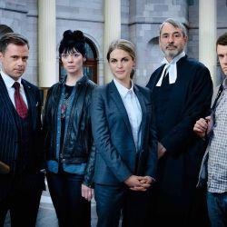 Stricking Out, serie sobre abogados, es uno de los puntos fuertes de Acorn TV.