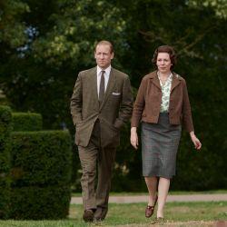 La cuarta temporada de la serie The Crown recrea los palacios usados por la realeza en otros similares.