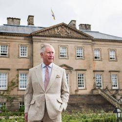 Clarence House y el Príncipe Carlos, dos imágenes inseparables.