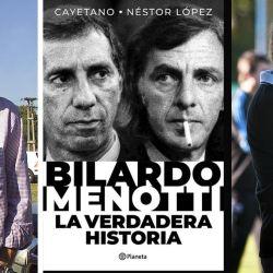 libro Menotti y Bilardo