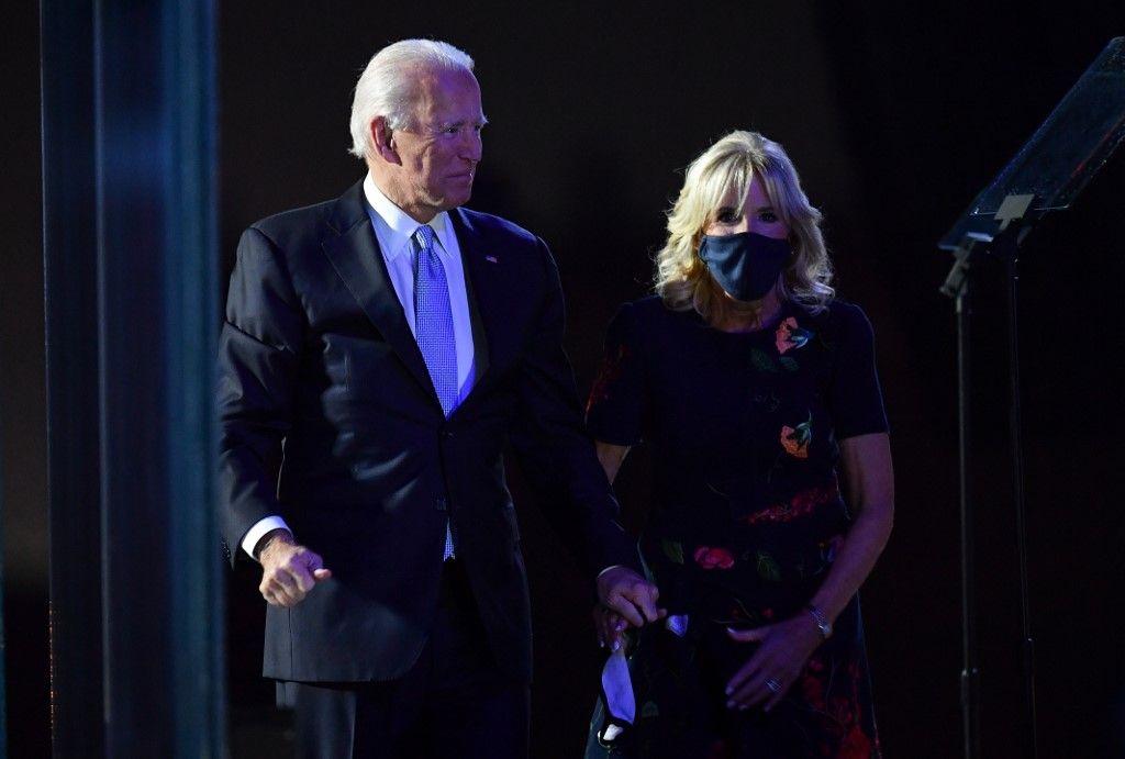 Jill Jacobs, esposa del presidente electo de EEUU Joe Biden