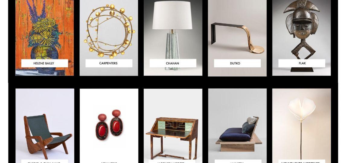 Para soñar: Los mejores objetos decorativos del mundo, en formato online