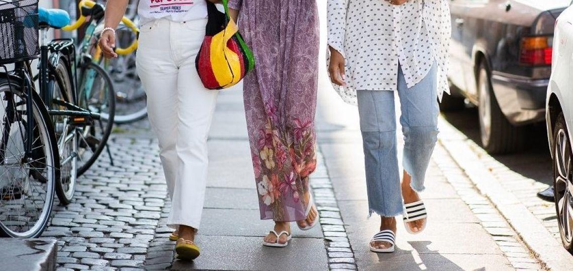 Sandalias bajas: 6 modelos del calzado que será tendencia en verano
