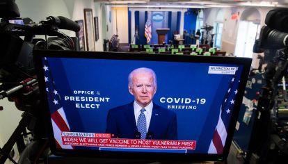 Biden se prepara para atacar el covid-19.