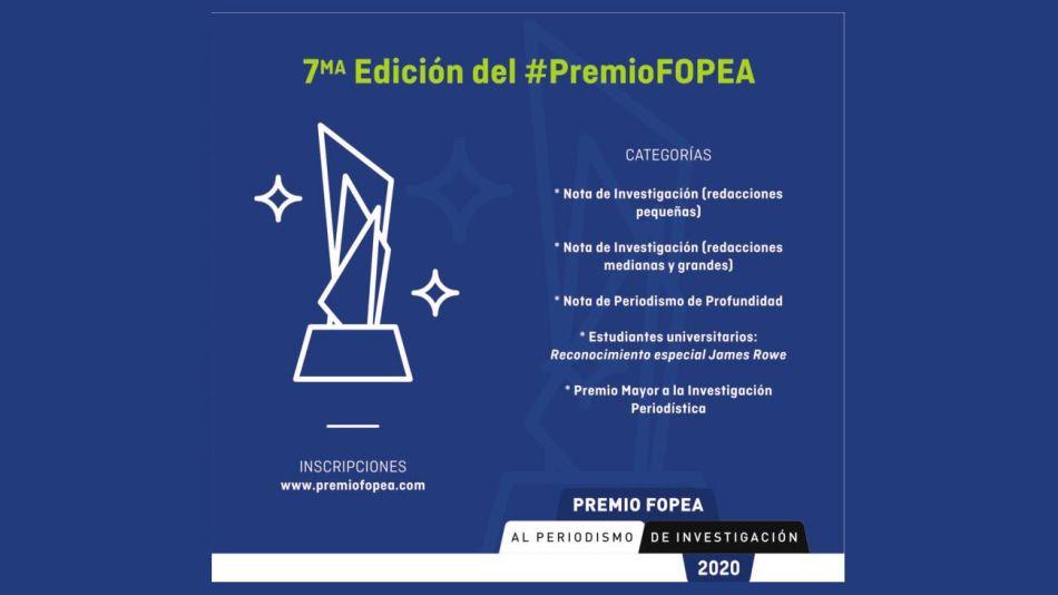 FOPEA 2020 - PREMIOS 20201109