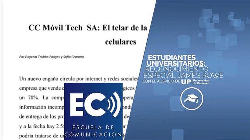 GANADORES - ESCUELA DE COMUNICACIÓN 20201109
