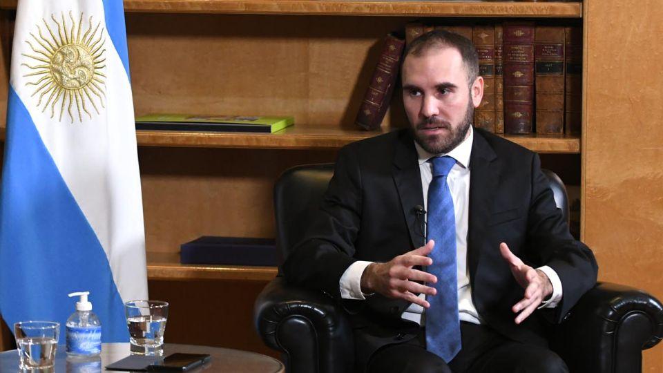 Martín Guzmán 20201109