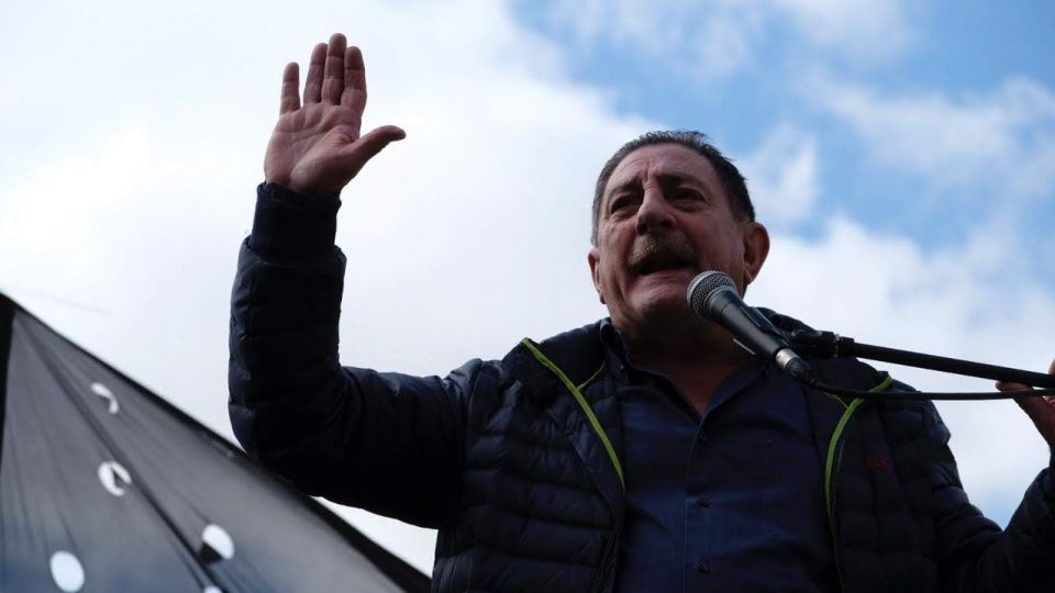 Omar Viviani pidió la prórroga de la doble indemnización