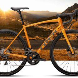 Es claramente una bicicleta ideal para fondistas.