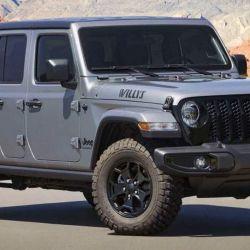 La nueva Gladiator Willys Edition se basa en las versiones Sport y Sport S.
