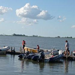 Tres pesqueros donde en primavera se obtienen excelentes pejerreyes.