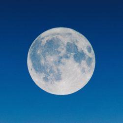 Luna de hoy en Virgo