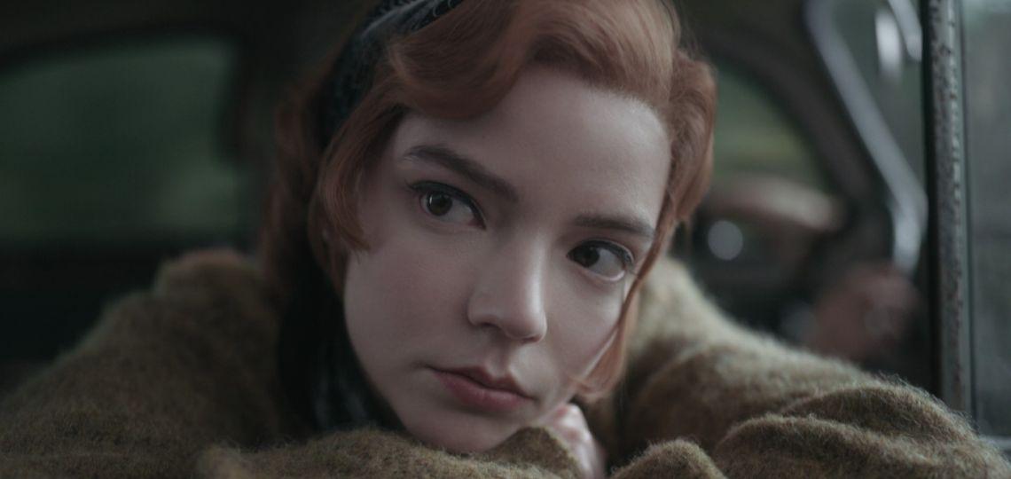 Gambito de dama: los 16 mejores looks de Anya Taylor-Joy