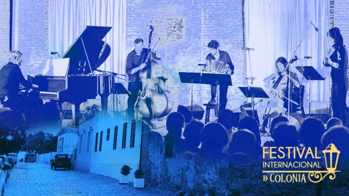 Highlights of the first two years of the Festival Internacional de Colonia can be seen online, starting this Wednesday, November 11, at 8pm via www.festivalcolonia.org.