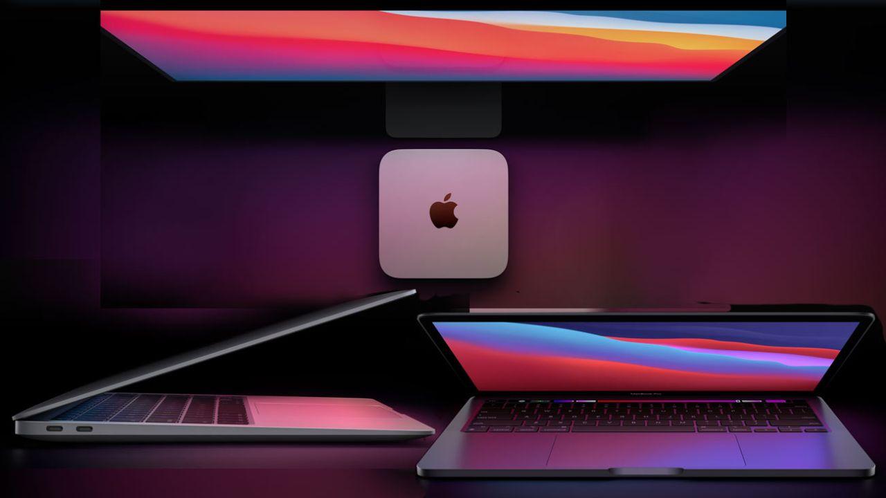 MacBook Air - MacBook Pro y Mac Mini | Foto:cedoc