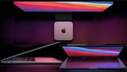 MacBook Air - MacBook Pro y Mac Mini