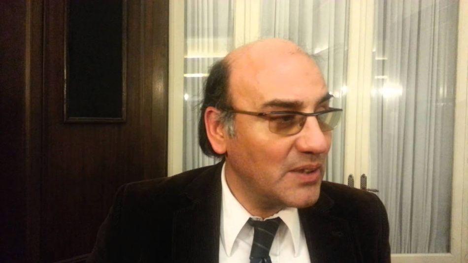 El juez federal, Diego Barroetaveña, está en la Cámara de Casación