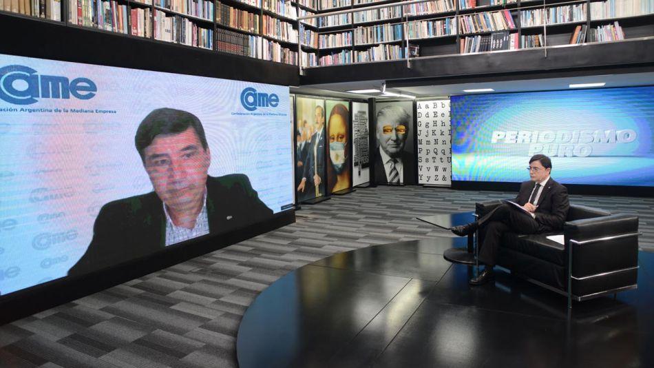 Jorge Fontevecchia entrevistó a Gerardo Díaz Beltrán 20201110