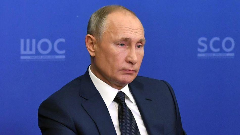 Vladimir Putin 202011100