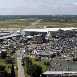 El aeropuerto internacional de Ezeiza recibió una certificación de seguridad en higiene.