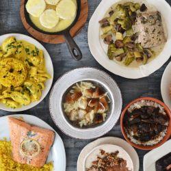 Cocú, en Palermo, sorteará 3 almuerzos completos para 2 personas cada uno.
