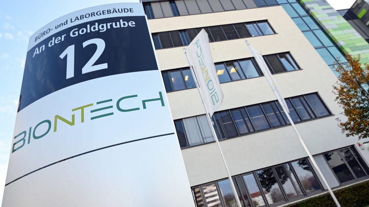 El laboratorio alemán BioNTech. | Foto:DPA