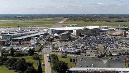 Ezeiza recibió la Acreditación Sanitaria para Aeropuertos
