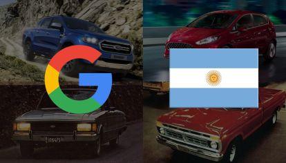 Ford Google