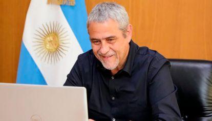 Jorge Ferraresi, ministro de Desarrollo Territorial y Hábitat.