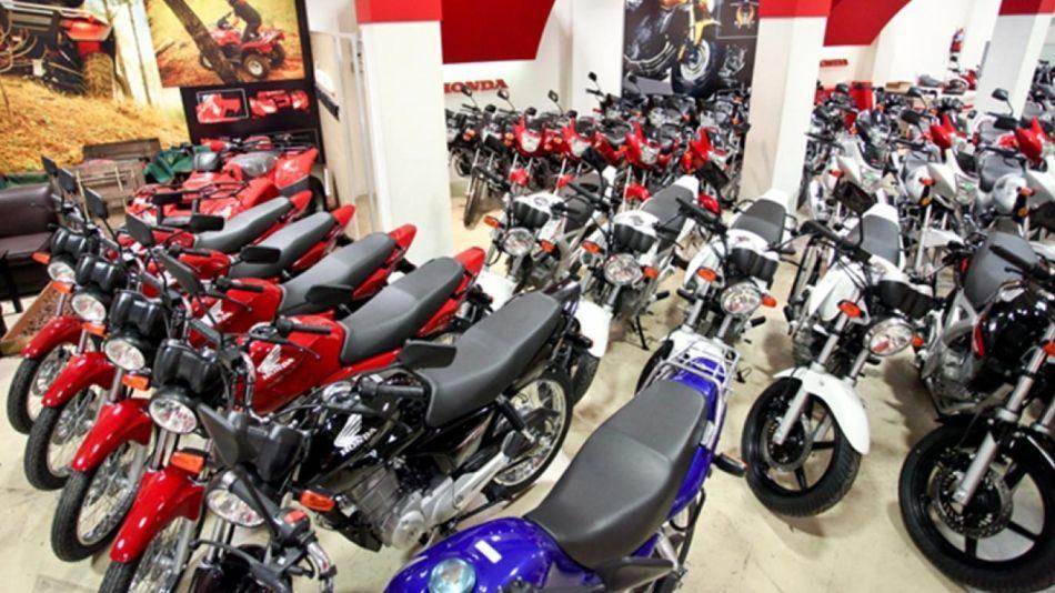 Boom de venta de motos: