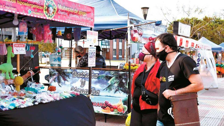 Ferias Costanera Sur 20201111