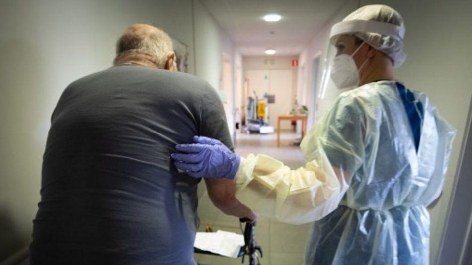 Pandemia de Trastornos y Ansiedad