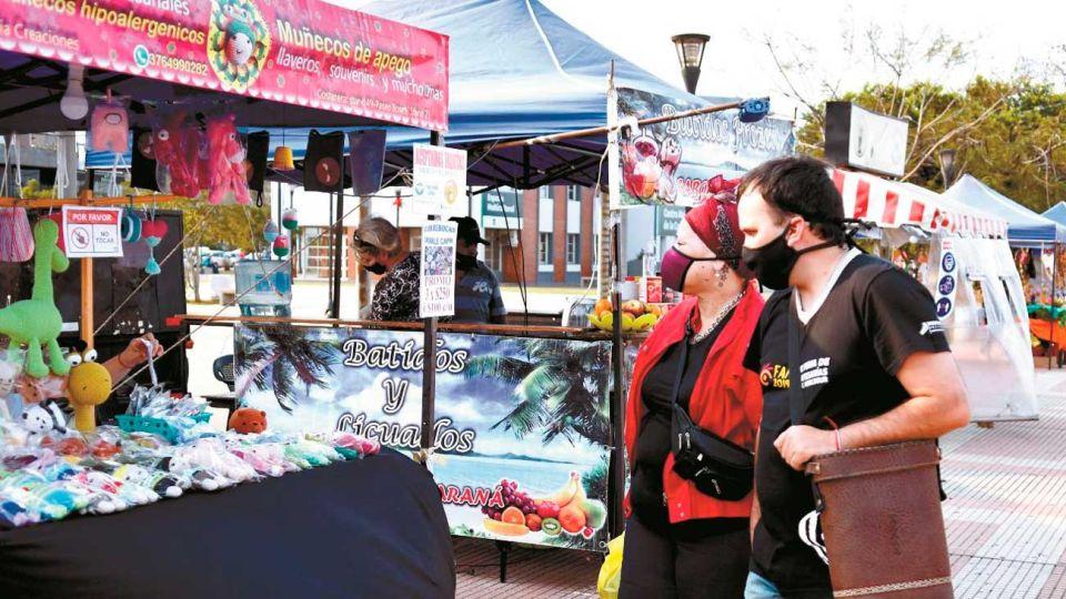 Ferias Costanera Sur