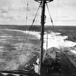 El mayor acorazado alemán de la historia pesaba 41.000 toneladas.
