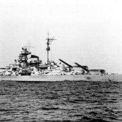 El Tirpitz consiguió uno de los mayores triunfos navales de la Segunda Guerra Mundial.