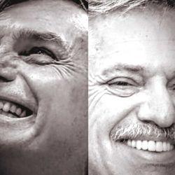 Jair Bolsonaro/Alberto Fernández