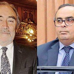 Leopoldo Bruglia y Pablo Bertuzzi.