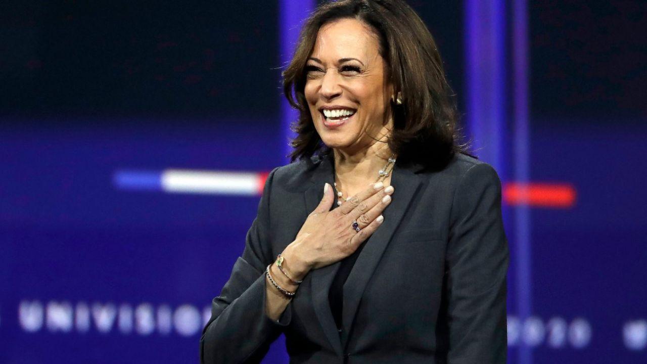 Kamala Harris, vicepresidenta electa de EEUU.    Foto:CEDOC