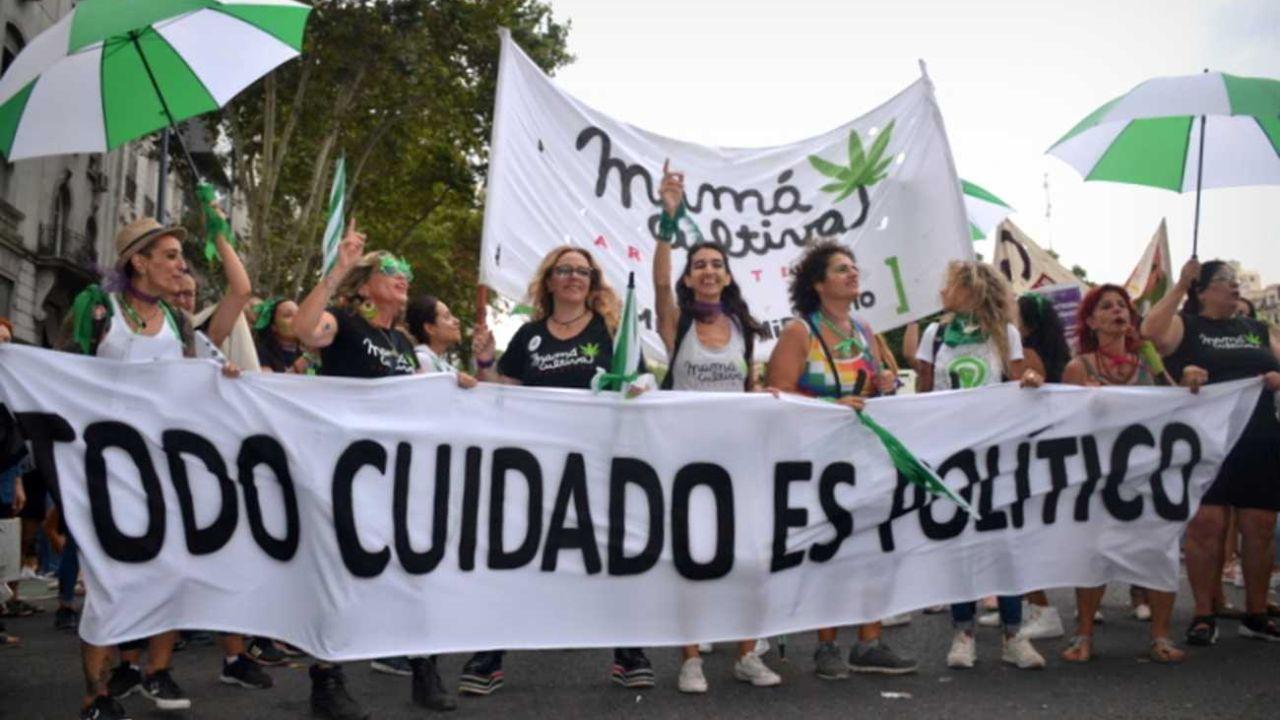 Mamá Cultiva Argentina | Foto:Cedoc