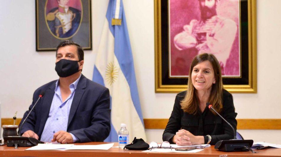 Fernanda Raverta, titular del Anses 20201112