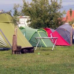 Los campings deberán respetar los protocolos de salud e higiene vigentes por la pandemia del coronavirus.