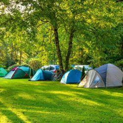 La noticia fue tomada con gran alivio por parte de los dueños de los 80 campings que van desde San Clemente hasta Monte Hermoso.
