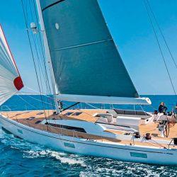El Swan 65 fue el ganador del premio Design Award al mejor velero del salón náutico, un diseño del argentino Germán Frers.