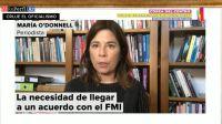Cruje el Gobierno por María O'Donnell