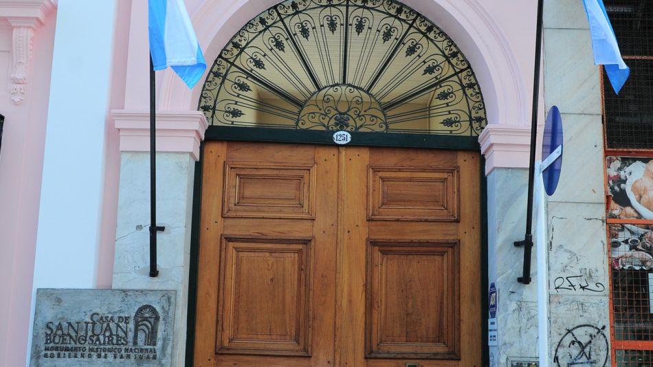 Casa Sarmiento 20201113