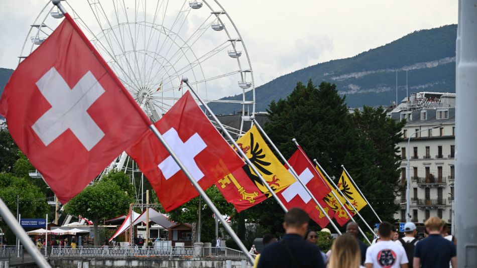 Segunda ola de coronavirus en Suiza.