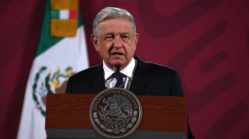 Andrés Lopez Obrador, presidente de México.