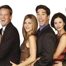 El regreso de Friends.
